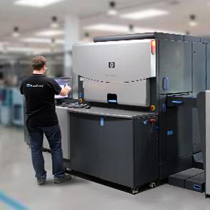 Digitale Offsetdrucker